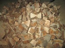 Seasoned Pecan Wood Chunks for Grilling Smoking Barbecue Competition Size
