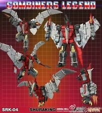 GCREATION SHURAKING SRK-04 BLADE aka SWOOP TRANSFORMERS NUOVO NEW