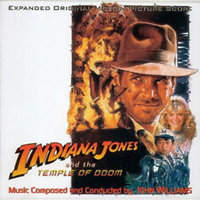 "John Williams: ""Indiana Jones & the Temple of Doom"" + bonus (Score-CD)"