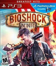BioShock Infinite -- Greatest Hits (Sony PlayStation 3, 2014)