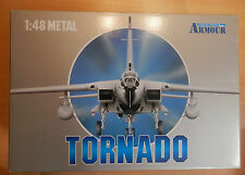 FRANKLIN MINT COLLECTION ARMOUR 6R-MK1 TORNADO ROYAL AIR FORCE 1:48