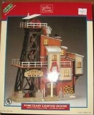 Lemax Harvest Crossing Lucky No. 7 Mine Lighted Building NEW (h2588)*SHIPS FREE!