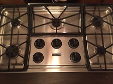 "KitchenAid 36"" Gas Cooktop"