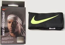 New Nike Pro Combat Dri-FIT Head Tie 3.0 Anthracite Headband Football Baseball