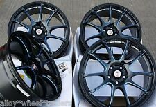 "18"" FRICTION ALLOY WHEELS FITS RENAULT VOLVO PEUGEOT MERCEDES BENZ 5X108 ONLY"