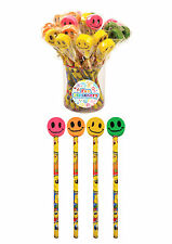 Pencil With eraser Top Smile Random Colour (S09 345)