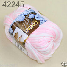 Sale New 1 Skeinx50g Soft Worsted Cotton Chunky Super Bulky Hand Knitting Yarn