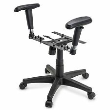 Sparco Height Adjustable Base For Office / Gaming Chair / Seat - With Arm Rests