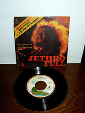 "JETHRO TULL EP (IAN ANDERSON ) 7""  ITALY PS 1971 PROG.   LIFE IS A LONG SONG +4"