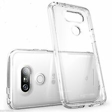 Ultra Thin Transparent Clear Soft Silicone Gel Case Cover Shell For LG G5