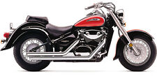2001-2004 SUZUKI VL800 VOLUSIA / INTRUDER Cobra Slashdown Exhaust (3917)