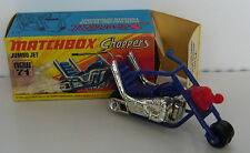 Matchbox - Superfast - MB 71 Jumbo Jet - Choppers -OVP-