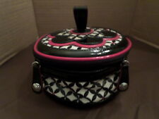 Vera Bradley Frill Round Popup Cosmetic Bag,  CUTE AND ADORABLE
