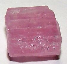Cotton Candy Pink Tourmaline Crystal Rough 8.00 carats
