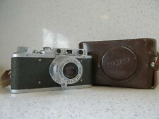 FED 1 Rare Russian Leica Copy Camera EXC