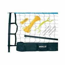 Volleyball Net Set Professional Outdoor Yard Park Beach Sports Game Equipment