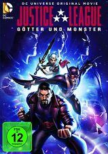 DVD * Justice League - Götter und Monster * NEU OVP * DC Universe