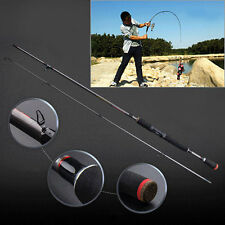 New 1.8m Carbon Fiber Fishing Rods Spinning Hand Boat Rod Telescopic Carp Tackle
