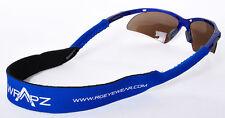 Wrapz Galleggiante Neoprene Occhiali Da Sole Cinturino Testa Banda 45cm Blu Cinturino Solo