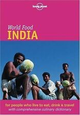 Lonely Planet World Food India-ExLibrary