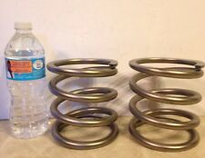 "Extra Large Compression Spring .500"" Wire Lot Of 2"