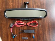 2005-2015 Toyota Tacoma Accessory Auto Dimming Inside Rearview Mirror Kit