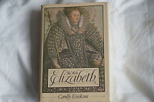 English The First Elizabeth  Reference Book