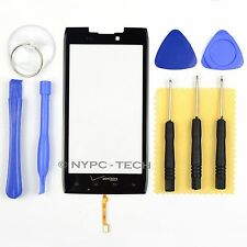 Motorola Droid Razr XT910 XT912 Replacement Touch Screen Glass Digitizer + TOOLS