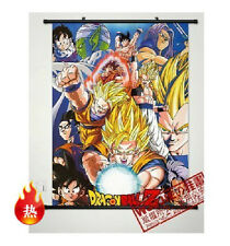Dragonball Z Dragon ball DBZ Home Decor Anime Japanese Poster Wall Scroll Art