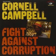CORNELL CAMPBELL - FIGHT AGAINST CORRUPTION  CD NEU