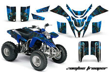 Yamaha Blaster200 AMR Racing Graphic Kit Wrap Quad Decals ATV 1988-2005 ZOMBIE B