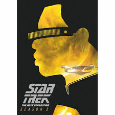 Star Trek: The Next Generation - Season 5 (7-Disc Set), DVD
