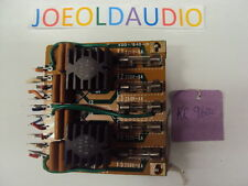 Kenwood KR 9600 Power Supply Board X00-1840-1O. Tested. Parting Out KR 9600
