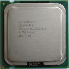 Intel SL7TQ 3.06GHz Celeron D Processor fits LGA775 Desktop Dell T4458 775