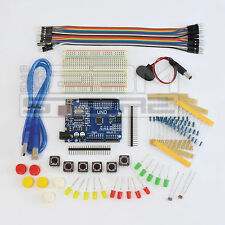 MINI Starter KIT COMPATIBILE ARDUINO UNO Atmega328 - CH340 - ART. CU07