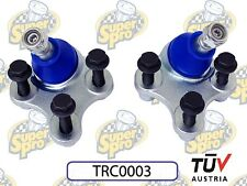 SUPERPRO VW GOLF MK5 MK6 SUPER PRO Roll Centre Camber Adj Ball Joint Kit