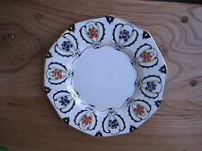 Stunning Delphine China Art Deco Octagonal Cake Plate