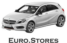 Norev Mercedes-Benz A-Class A250 Sport Silver Model Car 1:18 Genuine New