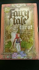 The Fairy Tale Tarot by Lisa Hunt OOP, VERY RARE, HIGHLY COLLECTIBLE!!