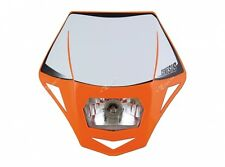 Verkleidung Scheinwerfer Rtech Genesis Orange KTM Headlight