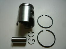 NEW MOBYLETTE AU AV42/43/44/46/48/49 MOPED COMPLETE PISTON KIT