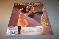 PLAYBOY'S BOOK'S GIRLS OF SUMMER '93 - june 1993 - rivista erotica in inglese -