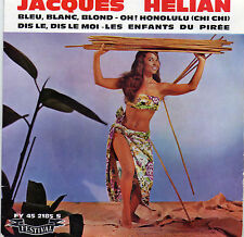 JACQUES HELIAN BLEU, BLANC, BLOND FRENCH ORIG EP
