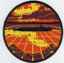 Pride Runs Deep - BC Patch - Cat No C6351 - Submarine