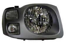 New Replacement Silver Bezel Headlight RH / FOR 2002-04 NISSAN XTERRA SE