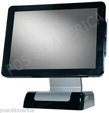 SAM4s Titan All-in-one 2GB RAM Restaurant Touch POS Terminal Windows 7 MSR NEW