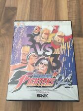 NEO GEO:     KING OF FIGHTER 94       SNK         JAPAN
