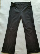 "REI Black Yoga  Athletic Pants  Large  31"" Inseam  gw04"