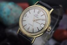 Vintage WALTHAM 17 Jewel Shockproof H.G.E. 34mm Men's Dress Watch