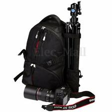 Shockproof DSLR Camera Lens Travel Outdoor Bag Backpack for Nikon D7000 D750 D5
